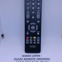 REMOTE Remot Tv Konka Led Lcd Kk Y098A Original Asli