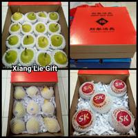 Buah Gift Sinchia Imlek Pear Singo Korea/Golden TERMURAH DIJAMIN MURAH