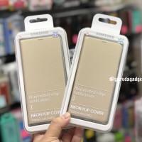 Galaxy A8+ Plus 2018 Neon Flip Cover Case Original Samsung Promo Price