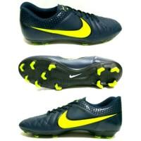 Sepatu Bola NIKE Tiempo Grade Ori Yellow Limited