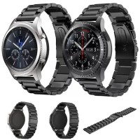 Samsung Gear S3 Frontier / Classic Stainless Steel Strap Metal 22mm