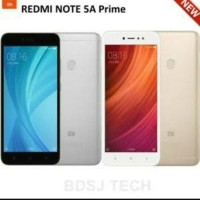 Hp Xiomi Redmi Note 5A Prime (Xiaomi Mi 5 A Ram 3/32GB) - Gold & Grey