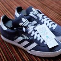 Adidas samba super Navy-white suede BNWT