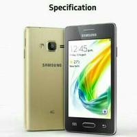 #Handphone Samsung Z2 4G os tizen