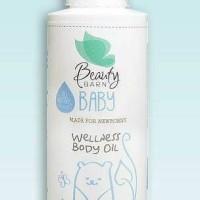 Jual Beauty Barn Baby Wellness Body Oil 250ml Minyak Telon Badan Bayi Murah