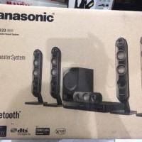 Harga dijual dvd home theater sound system panasonic sc xh333 | Hargalu.com
