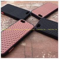 Casing Case Vans Iphone 5 5S Waffle Sol Coklat Hitam