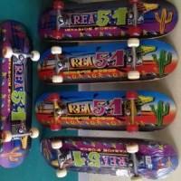 skateboard import invasion full set barang lelangan