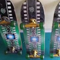 skateboard lone lone full set barang lelangan bea c