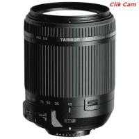 Lensa Tamron 18-200 Mm Vc