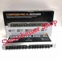 BEHRINGER COMPOSER PRO XL MDX 2600 Original