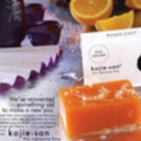Kojie San Soap 135 Gr Sabun Kojic Acid 135Gr Skin Light 100% Original