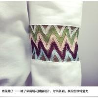 BAJU TERBARU WANITA Kaos Polos Lengan Panjang/Korea