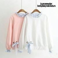 baju model sekarang butik online murah Lura Sweater
