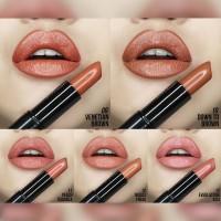MAKEOVER lipstik lokal ULTRA SHINE MAKE OVER LIPSTICK