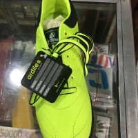 sepatu futsal ardiles original warna kuning hitam