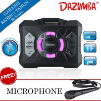 Dazumba DW286 Portable Bluetooth Speaker