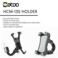 Universal Bike Holder SATOO CHB-135 For Smartphone iPhone,Samsung