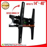 Diamond Bracket TV LED/LCD 14-40 inch - Breket TV / Braket TV