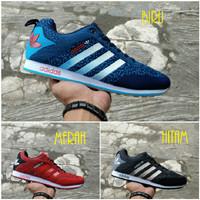 sepatu pria adidas marathon running olahraga dan lifestyle A5611