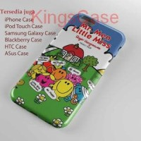 mr men little miss Phone Case Semua Type HP