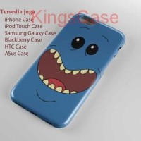 MR. MEESEEKS MR. Phone Case Semua Type HP