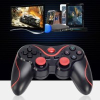 Joystick Game T3 Bluetooth Wireless Gamepad Controller HP Android iOS