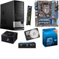 KOMPUTER CPU RAKITAN CORE I5 2500-3.3Hz/ HDD 1TB/DDR3 4G