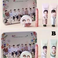 Official EXO Nature Republic Moist Butter Box Set Handcream Hand Cream