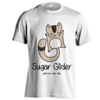 Harga kaos distro sugar glider glider on your | Pembandingharga.com
