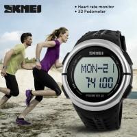 Harga jam tangan pria skmei pedometer s shock dg | Pembandingharga.com