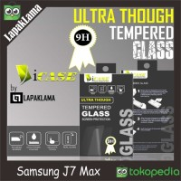 Tempered Glass Bening Samsung Galaxy J7 Max Screen Guard Protection