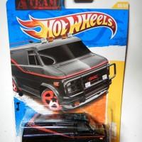 Hot Wheels Reguler The A Team First Edition