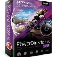 CyberLink PowerDirector Ultimate Suite 15
