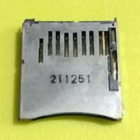 Slot memory card Nikon D90 D7000 D3100 D5000 D5100