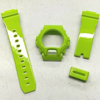 casio gshock bnb jelly kermit for all type dw 6900 dw 6600 aftermark