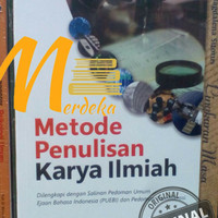 Buku metode penulisan karya ilmiah - adib sofia - Bursa Ilmu