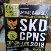 Bank soal SKD CPNS 2018 free Dvd simulasi CAT
