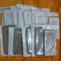ultra thin samsung j2 j3 j4 j5 j7 soft case anti crak bahan silokon