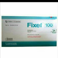 Fixef 100 mg /streep