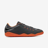 Sepatu Futsal Nike Hypervenom Phantomx 3 Academy Orange Original Murah