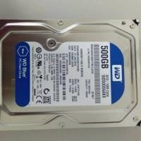 Hdd / Harddisk / hard disk Internal PC WD 500GB