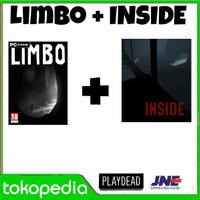 DVD Game Limbo + INSIDE