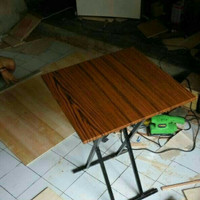 60x60x70 Meja lipat/meja kantin/meja kantor/meja cafe