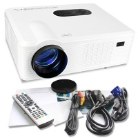 LED Proyektor Cheerlux Projector Professional Infocus Projektor CL720