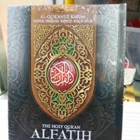 AlQuran Tafsir Perkata Al -Fatih Besar ( A4 21x 29.7cm)