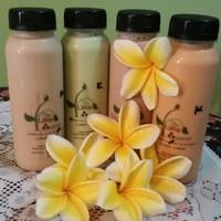 Jual Green Tea dan Thai Tea Latte Keto Murah