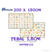 Karpet Parklon Playmat 1.5cm PE/Alas Lantai Anak Bayi Parklon 1.5cm