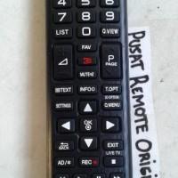 REMOTE REMOT TV LED LCD LG 3D AKB73975781 ORIGINAL ASLI