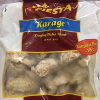 Fiesta Karage 500 Gr Daging Paha Ayam Olahan Chicken Nugget Naget